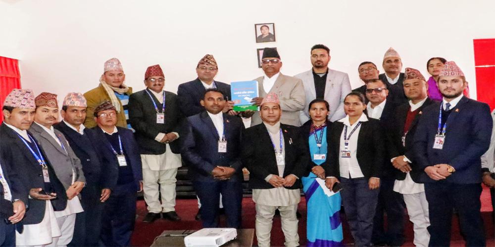 भ्रष्ट्राचार नेपाली जनताको साझा शत्रु – प्रदेश प्रमुख कलौनी